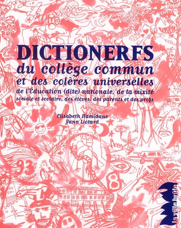 DICTIONERFS DU COLLEGE COMMUN ET DES COLERES UNIVERSELL